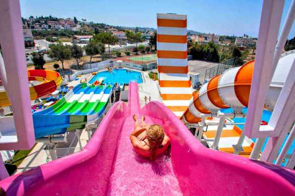 Leonardo Laura Beach & Splash Resort - Kamikaze Free Fall
