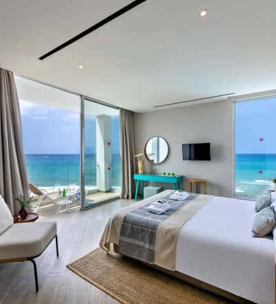 Deluxe Presidential Suite with Panoramic Sea View